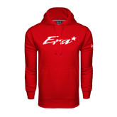 Under Armour Red Performance Sweats Team Hoodie-Era