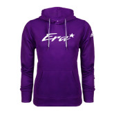 Adidas Climawarm Purple Team Issue Hoodie-Era