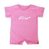 Bubble Gum Pink Infant Romper-Era