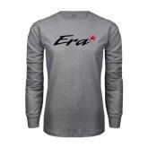 Grey Long Sleeve T Shirt-Era