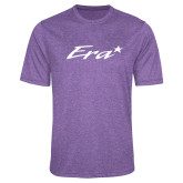 Performance Purple Heather Contender Tee-Era