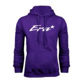 Purple Fleece Hoodie-Era