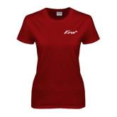 Ladies Cardinal T Shirt-Era
