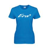 Ladies Sapphire T Shirt-Era