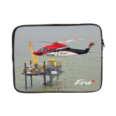 13 inch Neoprene Laptop Sleeve-Sikorsky S76 Passing Rig in Gulf of Mexico