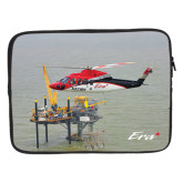 15 inch Neoprene Laptop Sleeve-Sikorsky S76 Passing Rig in Gulf of Mexico