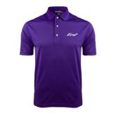 Purple Dry Mesh Polo-Era