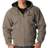 DRI DUCK Cheyenne Gravel Hooded Jacket-Era