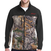 DRI DUCK Motion Realtree Xtra/Charcoal Softshell Jacket-Era