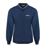 Navy Executive Windshirt-Era