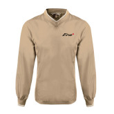 Khaki Executive Windshirt-Era