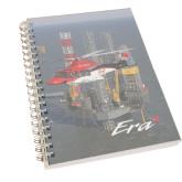 Clear 7 x 10 Spiral Journal Notebook-First Augusta Westland AW139 in US