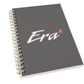 Clear 7 x 10 Spiral Journal Notebook-Era