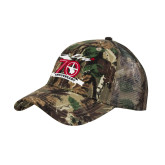 Camo Pro Style Mesh Back Structured Hat-70th Anniversary