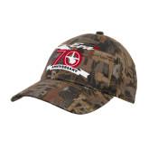 Oilfield Camo Structured Hat-70th Anniversary