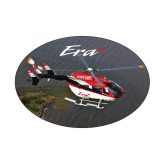 Small Magnet-Eurocopter EC 145 Over Louisiana Marshlands, 5 inches wide x 3.375 inches tall