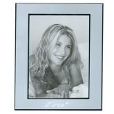 Silver Two Tone 8 x 10 Photo Frame-Era Engraved