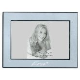 Silver Two Tone 5 x 7 Horizontal Photo Frame-Era Engraved