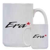 Full Color White Mug 15oz-Era
