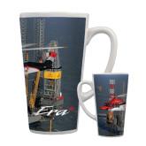 Full Color Latte Mug 17oz-First Augusta Westland AW139 in US