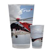 Full Color Glass 17oz-Eurcopter EC 225 In GOM Skies