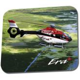 Full Color Mousepad-Eurocopter EC 135 Over Louisiana Marshlands