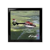 Ebony Black Accessory Box With 6 x 6 Tile-Eurocopter EC 135 Over Louisiana Marshlands