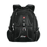 Wenger Swiss Army Mega Black Compu Backpack-Era