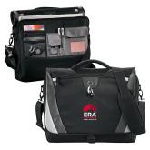 Slope Black/Grey Compu Messenger Bag-ERA