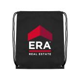 Black Drawstring Backpack-ERA