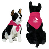 Fuchsia Pet Bandana-ERA