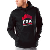 Under Armour Black Armour Fleece Hoodie-ERA