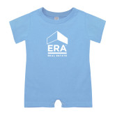 Light Blue Infant Romper-ERA