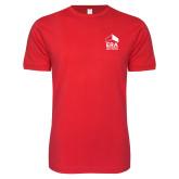 Next Level SoftStyle Red T Shirt-ERA