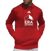 Adidas Red Team Issue Hoodie-ERA