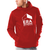 Under Armour Red Armour Fleece Hoodie-ERA