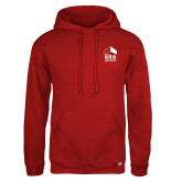 Russell DriPower Red Fleece Hoodie-ERA