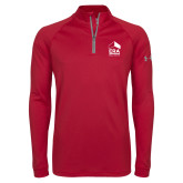 Under Armour Cardinal Tech 1/4 Zip Performance Shirt-ERA