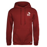 Russell DriPower Cardinal Fleece Hoodie-ERA