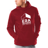 Under Armour Cardinal Armour Fleece Hoodie-ERA