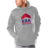 Under Armour Grey Armour Fleece Hoodie-ERA