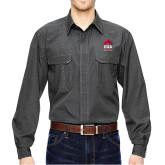 DRI DUCK Black Field Shirt-ERA