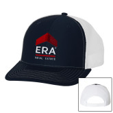 Richardson Navy/White Trucker Hat-ERA