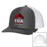 Richardson Charcoal/White Trucker Hat-ERA