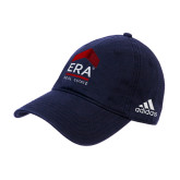 Adidas Navy Slouch Unstructured Low Profile Hat-ERA