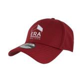 New Era Cardinal Diamond Era 39Thirty Stretch Fit Hat-ERA