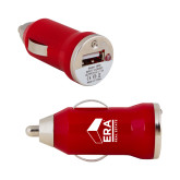 On the Go Red Car Charger-ERA
