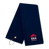 Navy Golf Towel-ERA
