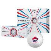 Callaway Supersoft Golf Balls 12/pkg-ERA