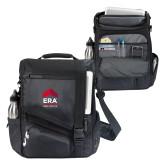 Momentum Black Computer Messenger Bag-ERA